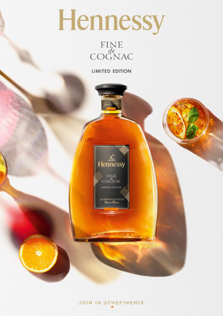 hennessy  Fine Cognac